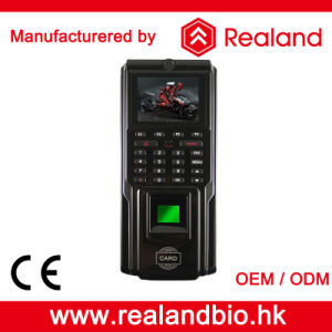 M-F221 Realand 2.8 Inch 3000 Fingerprint Card Access Control Systems