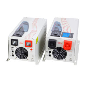 6000 Watt DC AC Pure Sine Wave Power Inverter 48V 220V pictures & photos