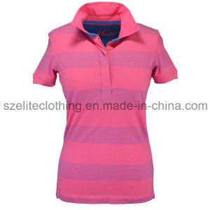 Wholesale Fashion Polo T Shirts (ELTWPJ-77) pictures & photos