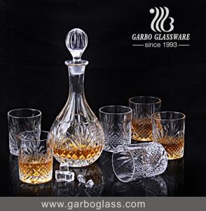 Elegant Design Glass Drinking Set of 7PCS pictures & photos