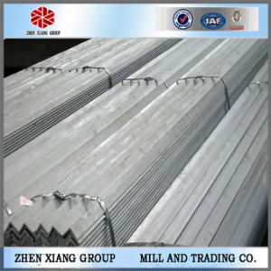 China High Quality Hot Rolled Steel Angle Bar Manufacture Ss400, Q235 pictures & photos
