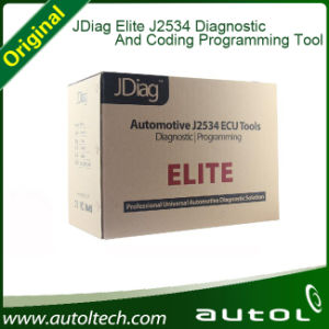 Jdiag Elite J2534 Diagnostic and Coding Programming Tool pictures & photos