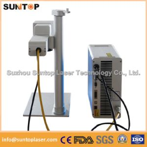 Rotary Laser Marking Machine/Rotary Fiber Laser Engraver pictures & photos