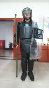 Wholesale Anti Flame Uniform and Anti-Riot Suits pictures & photos