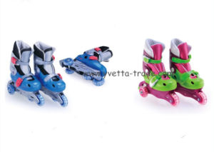 3 Wheel Kids Inline Skate (YV-T01) pictures & photos