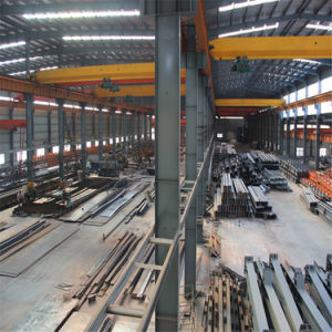 ISO9001: 2000 Steel Structure Workshop pictures & photos