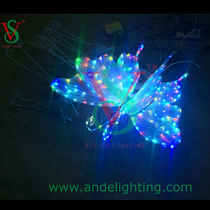 Colorful Acrylic Butterfly Motif Light pictures & photos
