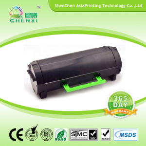 Compatible Toner Cartridge for Lexmark Ms310/410/510/610 pictures & photos
