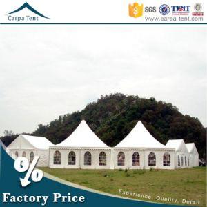 Rainproof PVC 5X5 Gazebo Golf Tent Garden Canopy Tent Golf Pagoda Tent pictures & photos