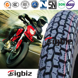 Cheap Price 3.00-17 Top Grade Motorcycle Tire. pictures & photos