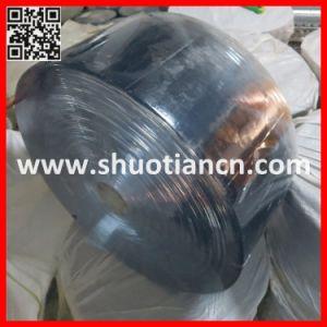DOP Soft Plastic Clear PVC Strip (ST-004) pictures & photos