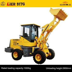 Wheel Loader for High Quality (Lier -917G) pictures & photos