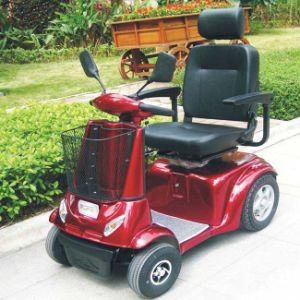 CE Approved Community Electric Vehicle for Elder Dl24800-3 pictures & photos