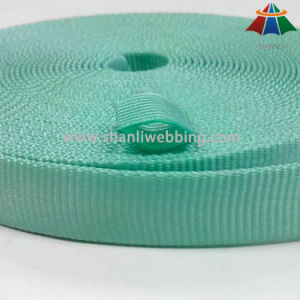 16mm Green Tubular Nylon Webbing pictures & photos