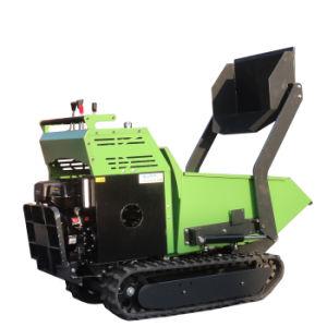 All hydraulic Self Loading Mini Dumper; Mini Transporter; Crawler Dumper pictures & photos