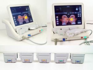 Desktop High Intensity Focused Ultrasound Hifu Skin Rejuvenation Equipment pictures & photos