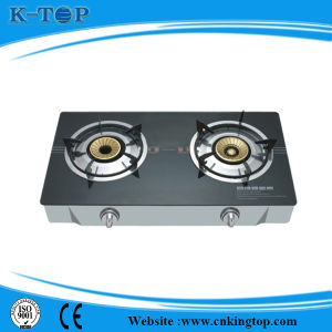 LPG Glass Panel Gas Stove pictures & photos