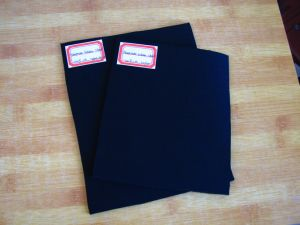 High Tensile Neoprene Rubber Sheet, Neoprene Lining with Black White Red Grey Color pictures & photos