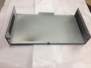Sheet Metal Fabrication Metal Parts for T-P Link Set up Box pictures & photos