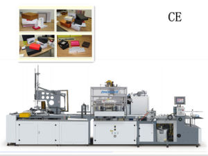 Full Automatic Shoe Box Making Machine) (ZK-660A) pictures & photos