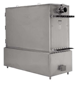 "Welded Plate Heat Exchangers ""Food Grade Stainless Steel Plate Heat Exchanger Falling Film Evaporator"" pictures & photos"