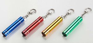 Aluminum Promotion Gift Keychain Mini LED Light pictures & photos