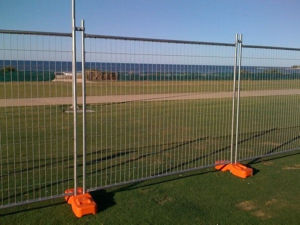 Temp Fence/Wire Fence pictures & photos