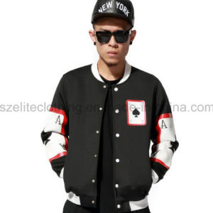 Men Cheap Custom Bomber Jackets (ELTBQJ-266) pictures & photos