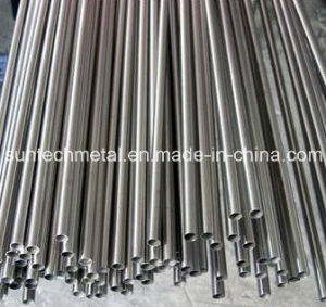 Inconel 625 Nickle Alloy Solution Annealed Steel Tube pictures & photos