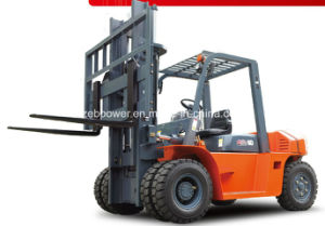 6t Heli Diesel Forklift with Isuzu or Mitsubishi Engine (CPCD60) pictures & photos