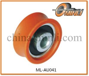 Plastic Pulley with U Groove Plastic Outer Ring (ML-AU041) pictures & photos