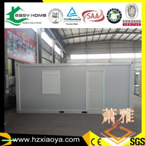 CE 20ft Container House with One Door and Two Window pictures & photos