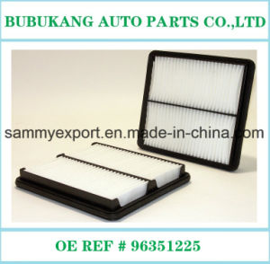 for Daewoo Leganza (KLAV) - Air Filter 96351225