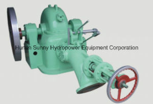 Horizontal Pelton Hydro (Water) Turbine Small Capacity 150~1500kw/ Hydropower / Hydroturbine pictures & photos