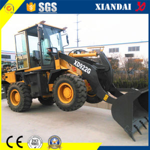 Construction Machinery Xd922g 2 Ton Loader pictures & photos