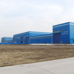Steel Structure Prefab Factory From Hapy China pictures & photos