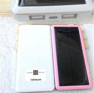 Solar Power Banks 12000mAh pictures & photos