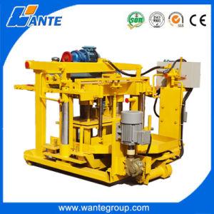 Tunisia Concrete Block Machine Qt40-3A Wante Machinery Group pictures & photos