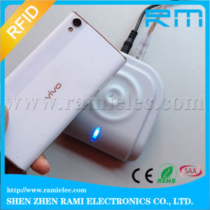 Wireless NFC RFID Reader TCP/IP RJ45 WiFi Communication for Access Control System pictures & photos