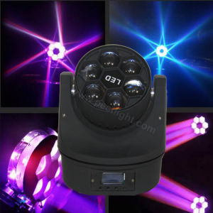 6*15W RGBW LED Moving Head Beam Light pictures & photos