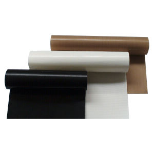 0.075-0.90mm Thick PTFE Coated Fiberglass Fabric pictures & photos