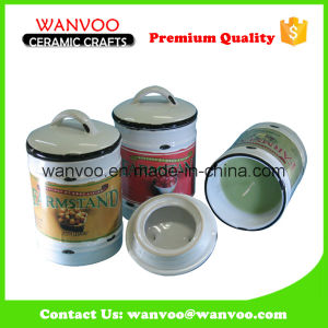 Colorful Antique Ceramic Storage Jar for Promotional Gift pictures & photos