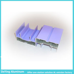 Industrial Aluminum Profile with Powder Coating Surface Finish pictures & photos
