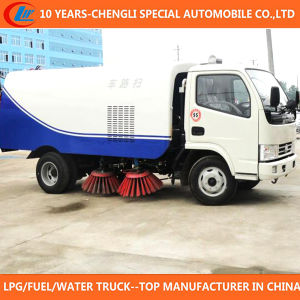 7cbm Brand New Condition 8cbm Road Sweeper Truck pictures & photos