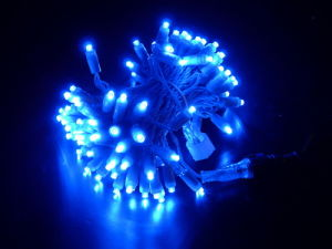 Green LED Solar Decoration Fairy Christmas Light pictures & photos