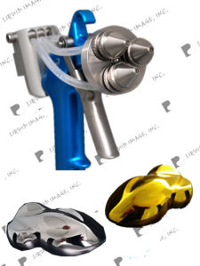 New High-Performance Triangle Head Gun for Chrome Spray Paint No: Sg3h pictures & photos