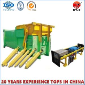 Double Acting Hydraulic Cylinder for Garbage Station pictures & photos