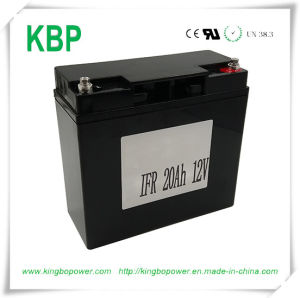 Deep Cycle Rechargeable 12V 20ah Li-ion Battery pictures & photos