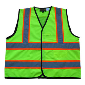 High Visibility Safety Vest Reflective Vest En471 En20471 pictures & photos
