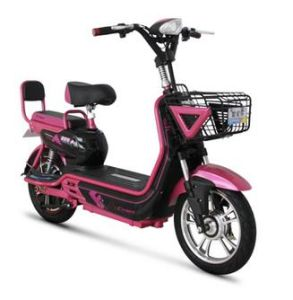 New Fashionable Lead-Acid Battery Electric Scooter (T60-1) pictures & photos